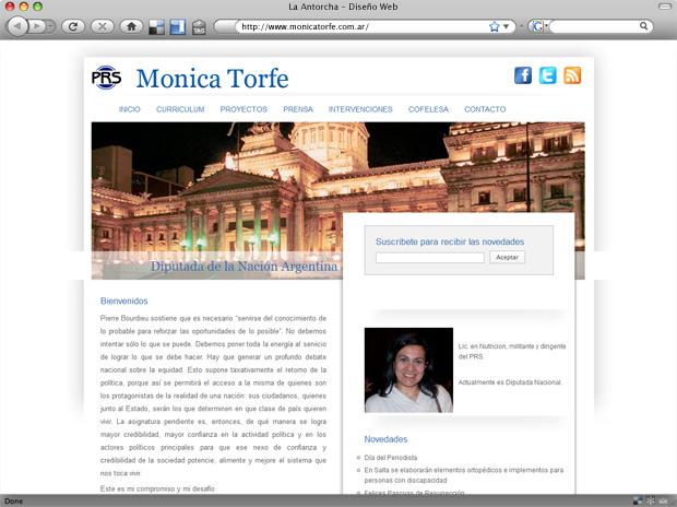 Monica Torfe